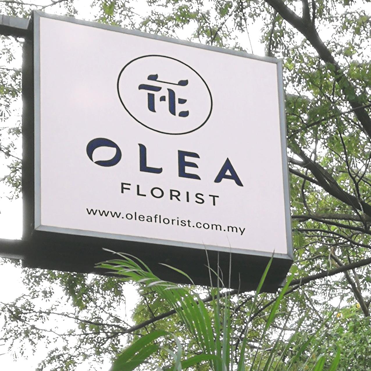 Olea Florist in Taman Desa