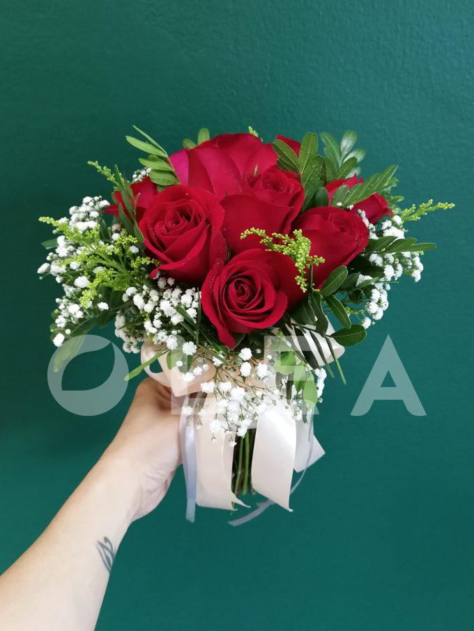 ROM bouquet in KL