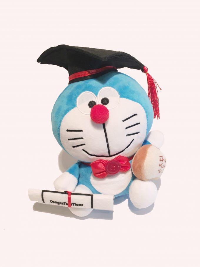 Graduation gift Doraemon KL