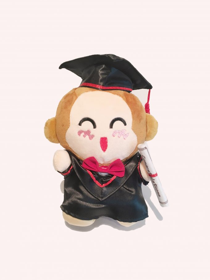 Graduation gift Monkey