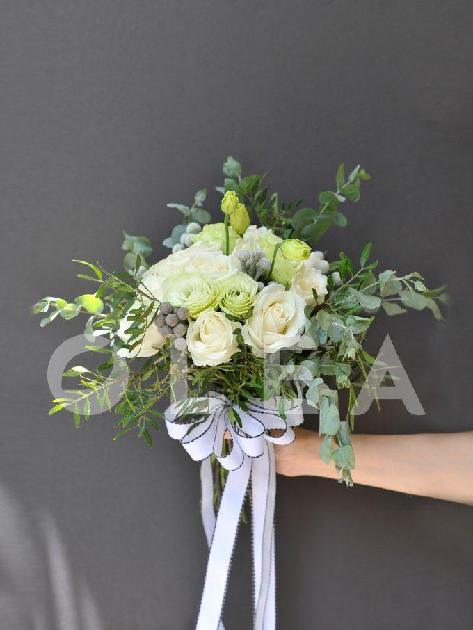 bridal flowers in KL
