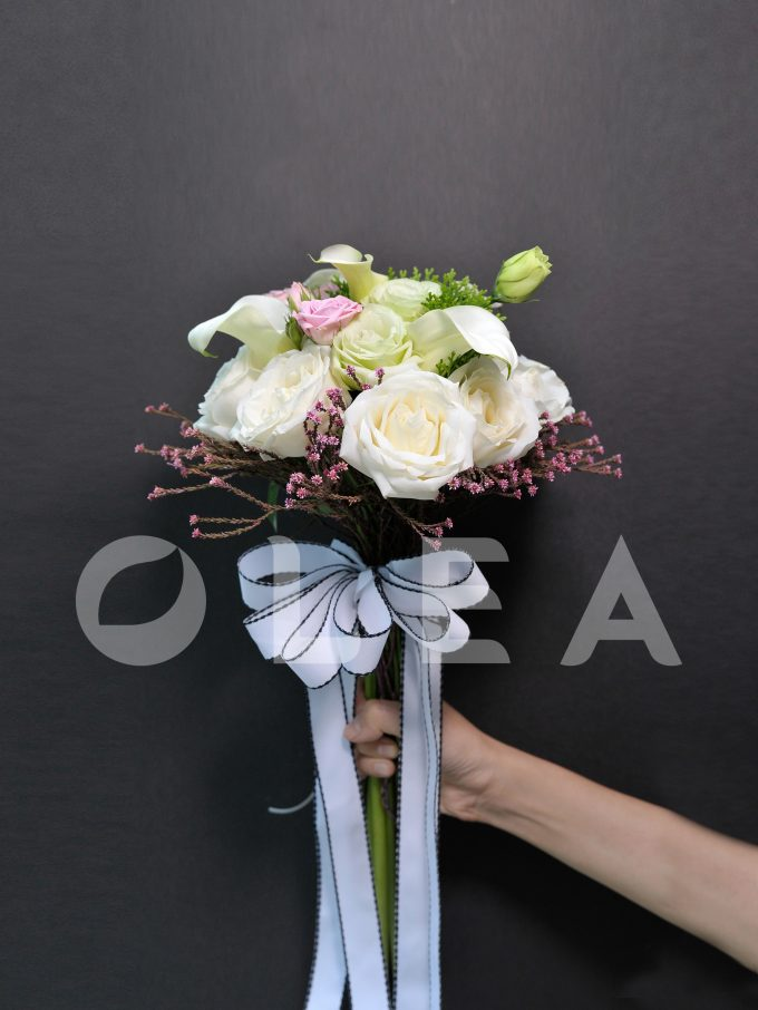 Bridal bouquet in KL
