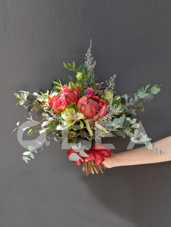 wedding bouquet in KL