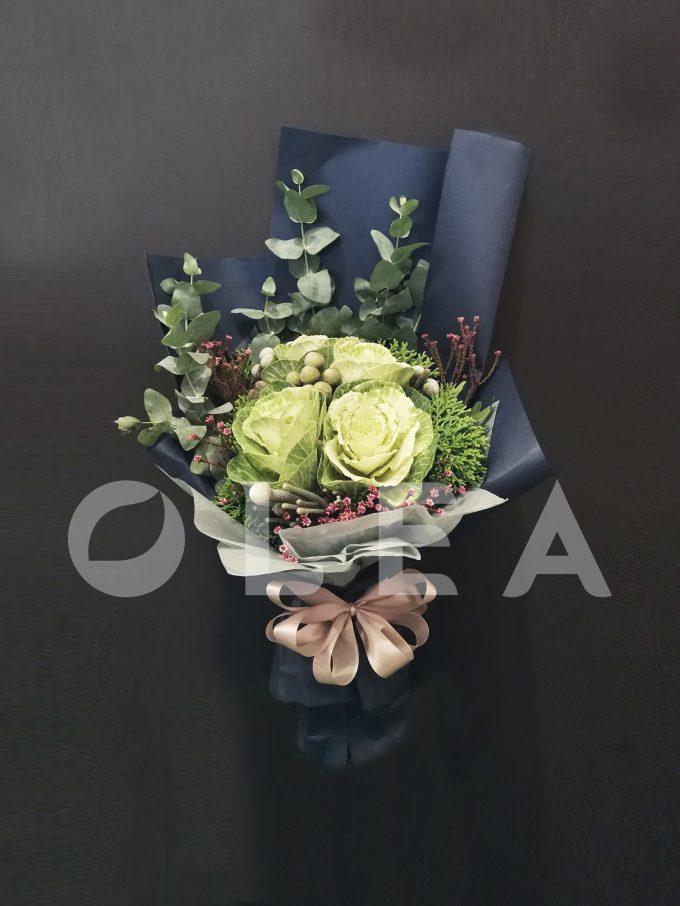Brassica bouquet in KL