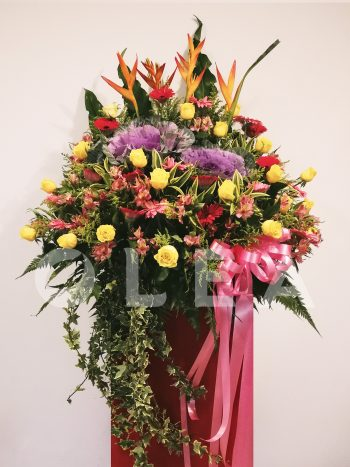 Opening Flower Delivery KL