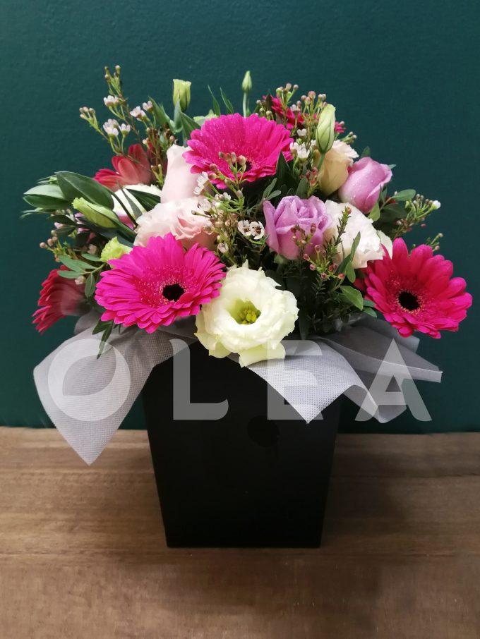Flower arrangement in KL