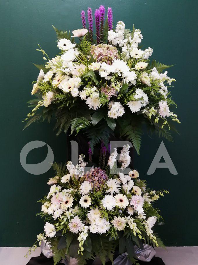 Condolence Flowers KL