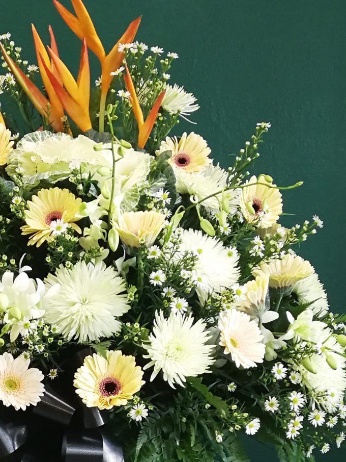 Funeral Flowers in KL